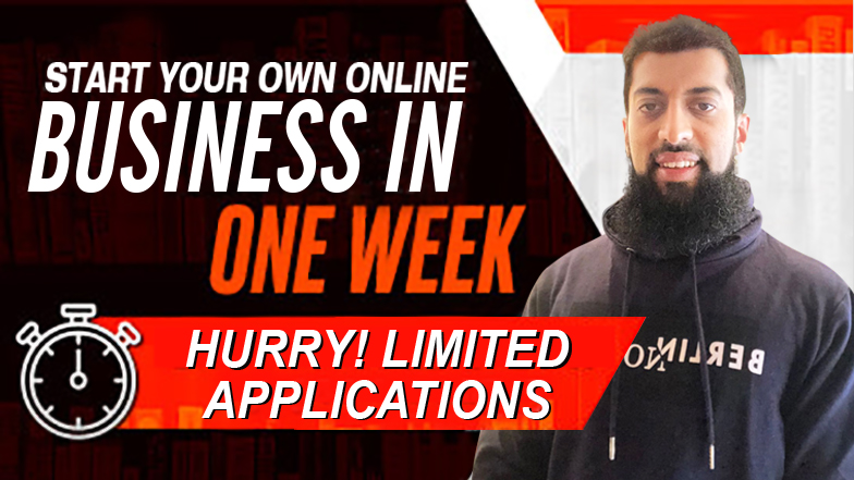 Saeed Moosa Business Training
